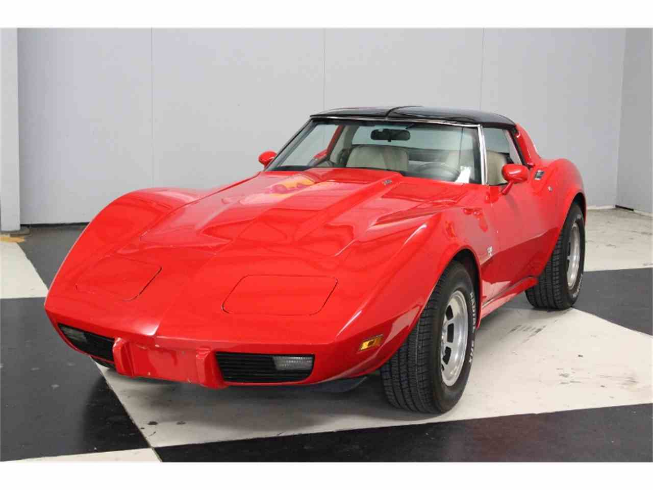 Large Picture of '79 Corvette - JHY3
