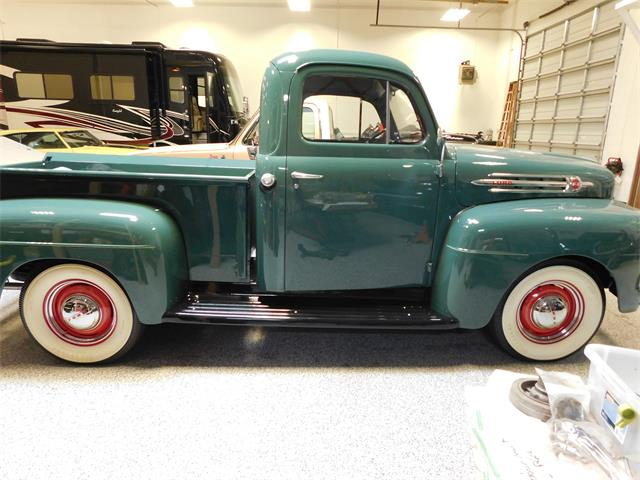 Picture of '52 Ford F1 - $51,000.00 Offered by  - JHY8