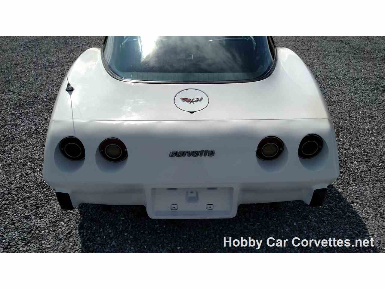 Large Picture of '79 Corvette - JHYM