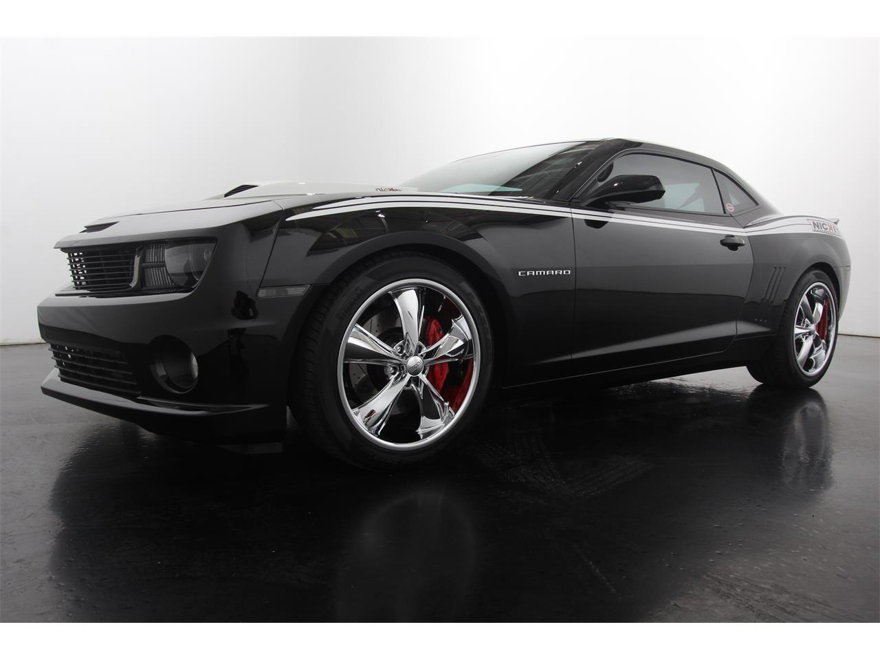 Large Picture of '12 Chevrolet Camaro located in Saint Charles Illinois - JHYN