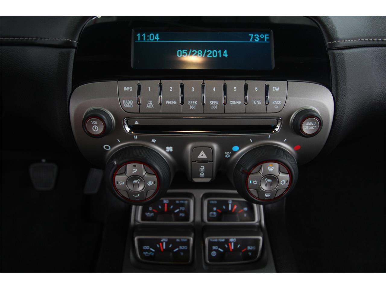 Large Picture of 2012 Chevrolet Camaro - JHYN