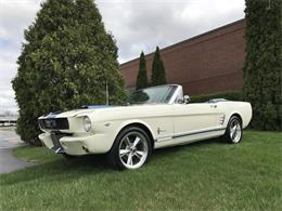 Picture of Classic '66 Mustang Offered by Classic Auto Haus - JHZC
