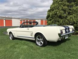 Picture of '66 Ford Mustang Offered by Classic Auto Haus - JHZC