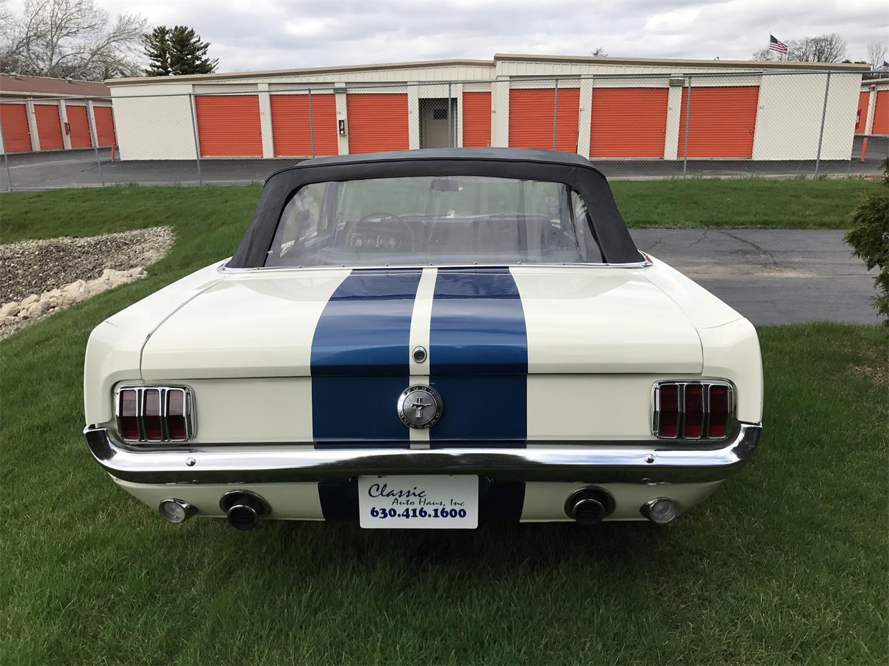 Large Picture of Classic '66 Ford Mustang located in Geneva  Illinois - $32,995.00 Offered by Classic Auto Haus - JHZC
