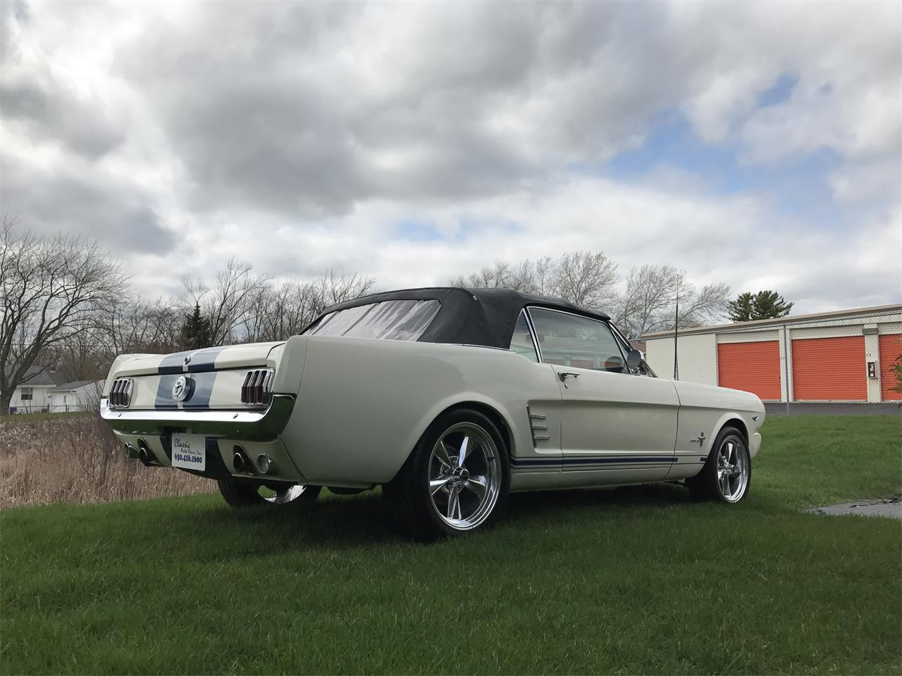Large Picture of 1966 Ford Mustang located in Illinois - $32,995.00 Offered by Classic Auto Haus - JHZC
