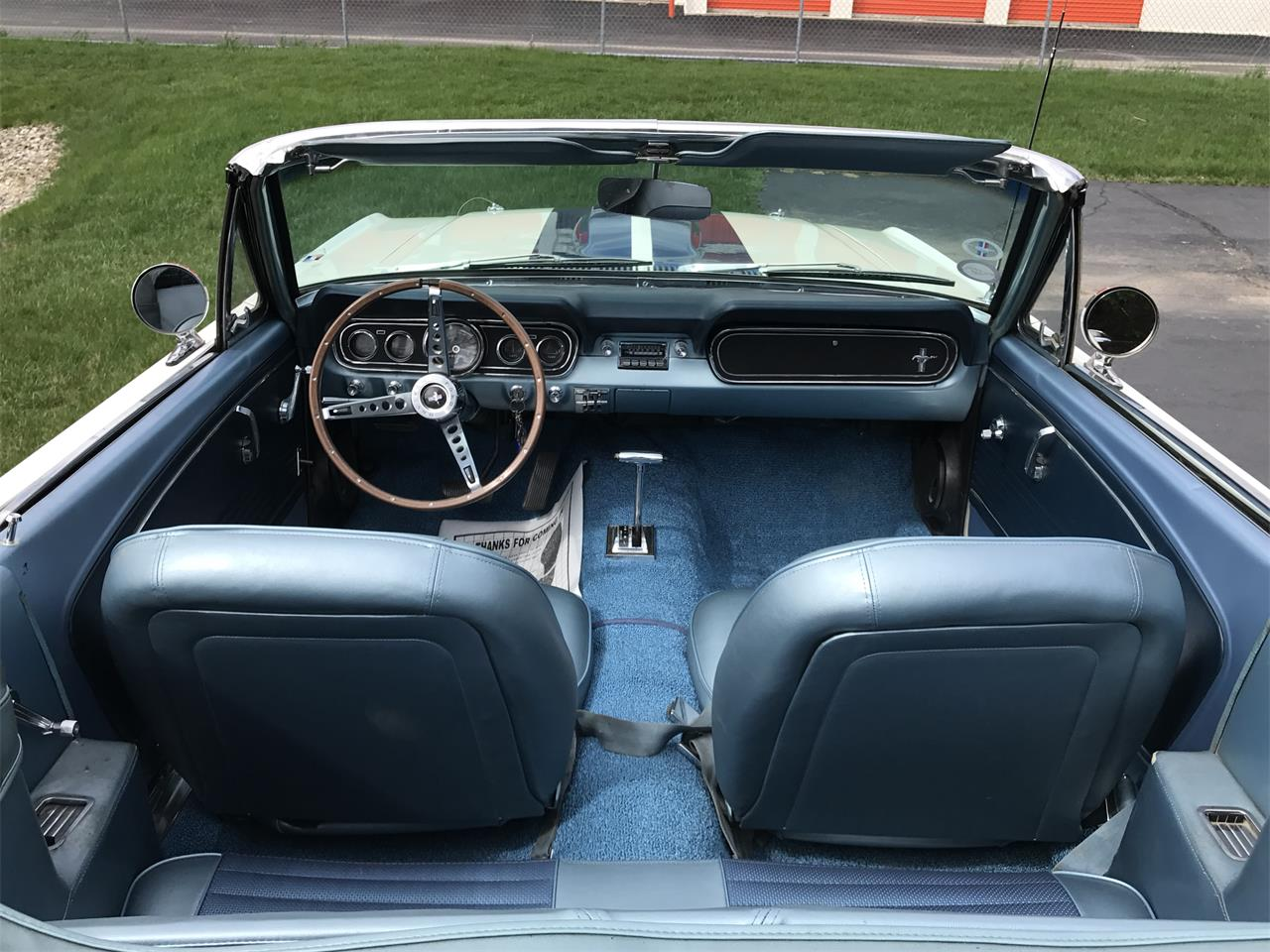 Large Picture of Classic '66 Ford Mustang - JHZC
