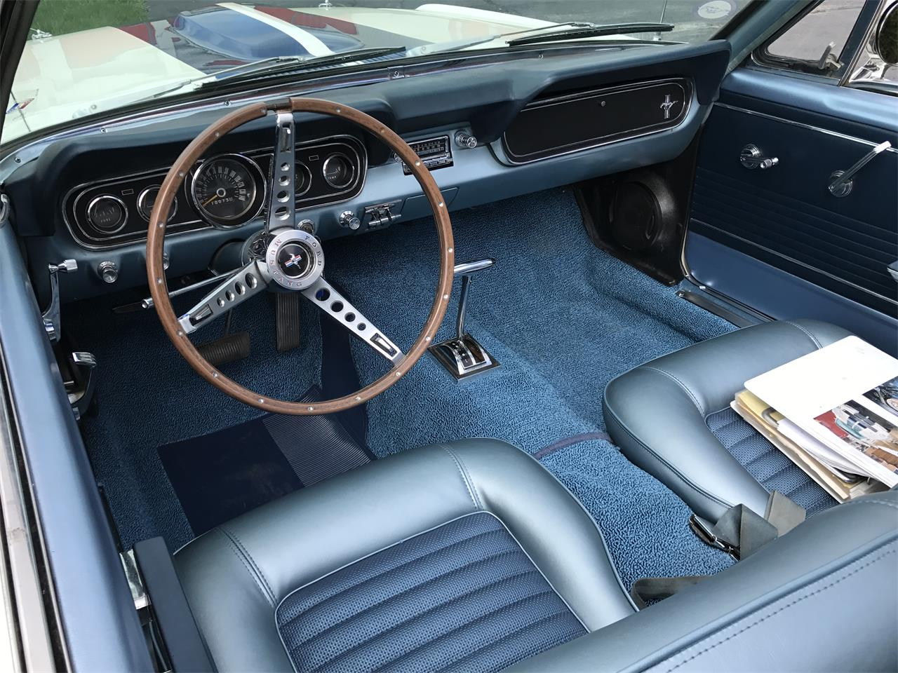 Large Picture of Classic '66 Ford Mustang Offered by Classic Auto Haus - JHZC