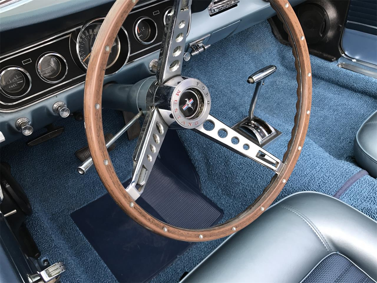 Large Picture of 1966 Mustang located in Illinois - $32,995.00 - JHZC