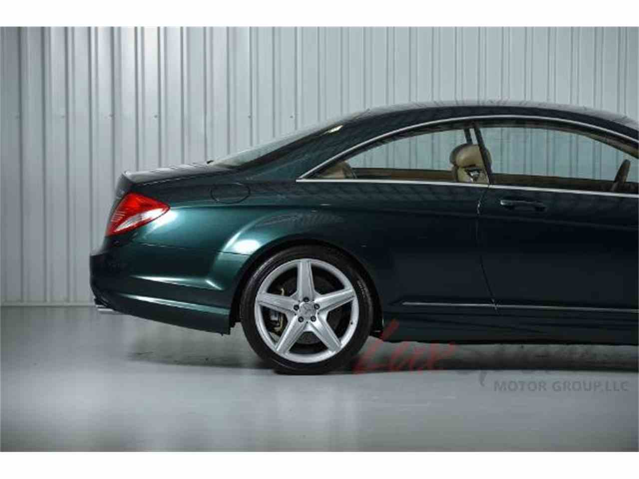 Large Picture of '08 CL63 AMG Coupe - JI1Z