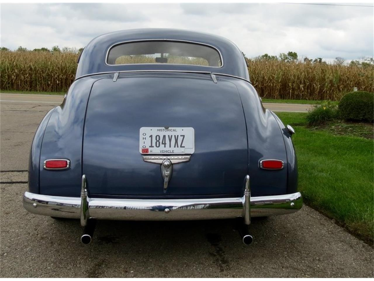 Chevy Dealers Dayton Ohio >> 1941 Chevrolet Coupe for Sale | ClassicCars.com | CC-909867