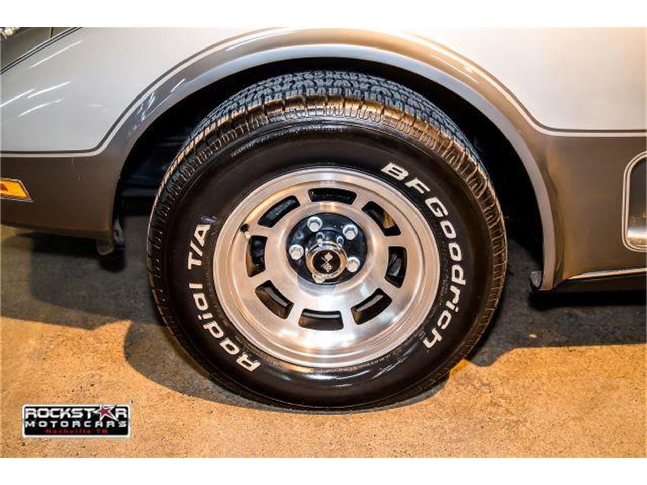 Large Picture of '78 Corvette - JI2K