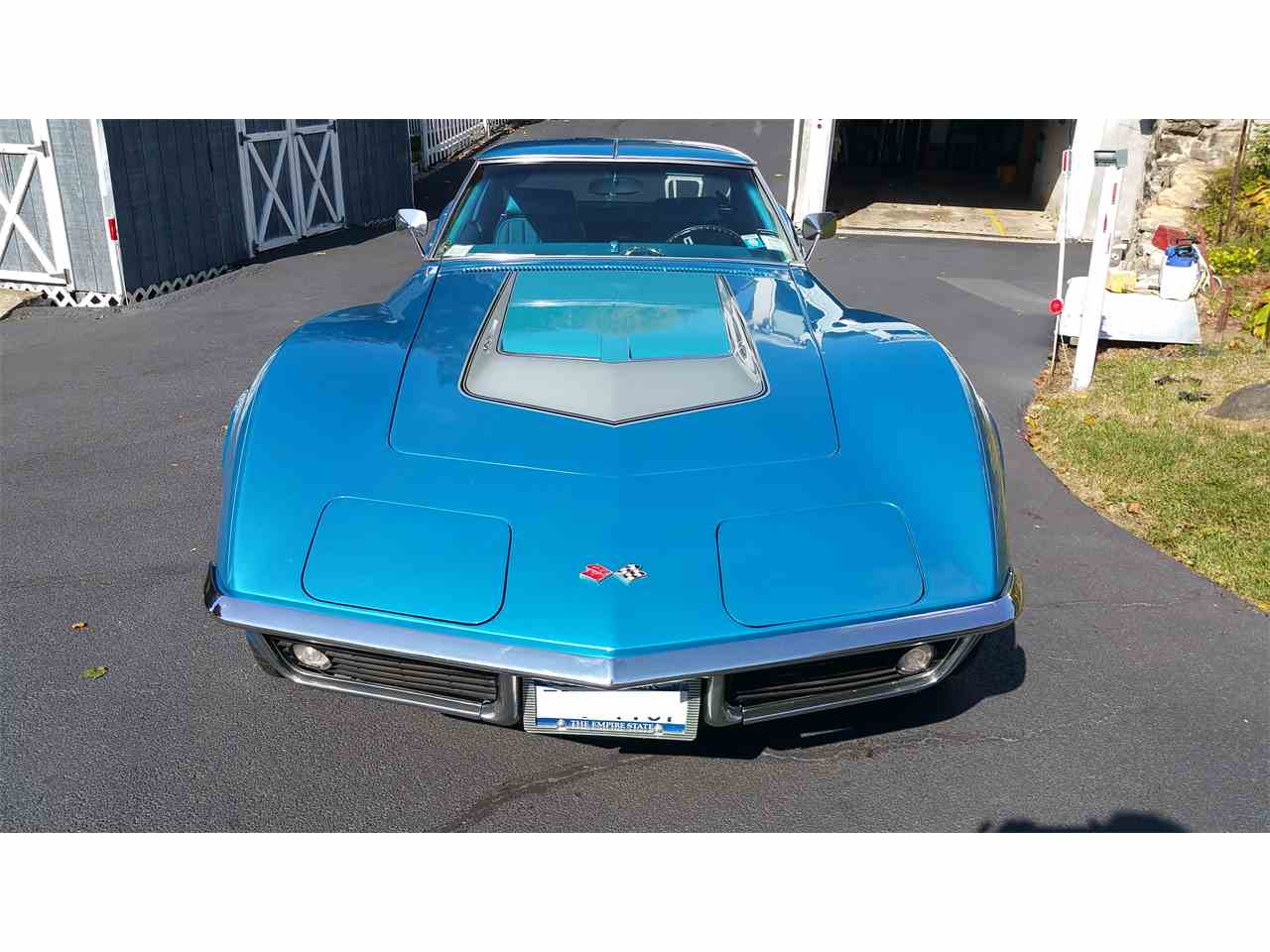 Large Picture of '69 Corvette - JI2S