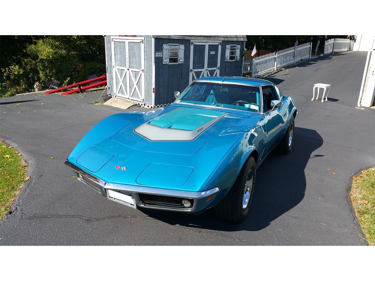 Large Picture of '69 Corvette - JI2S