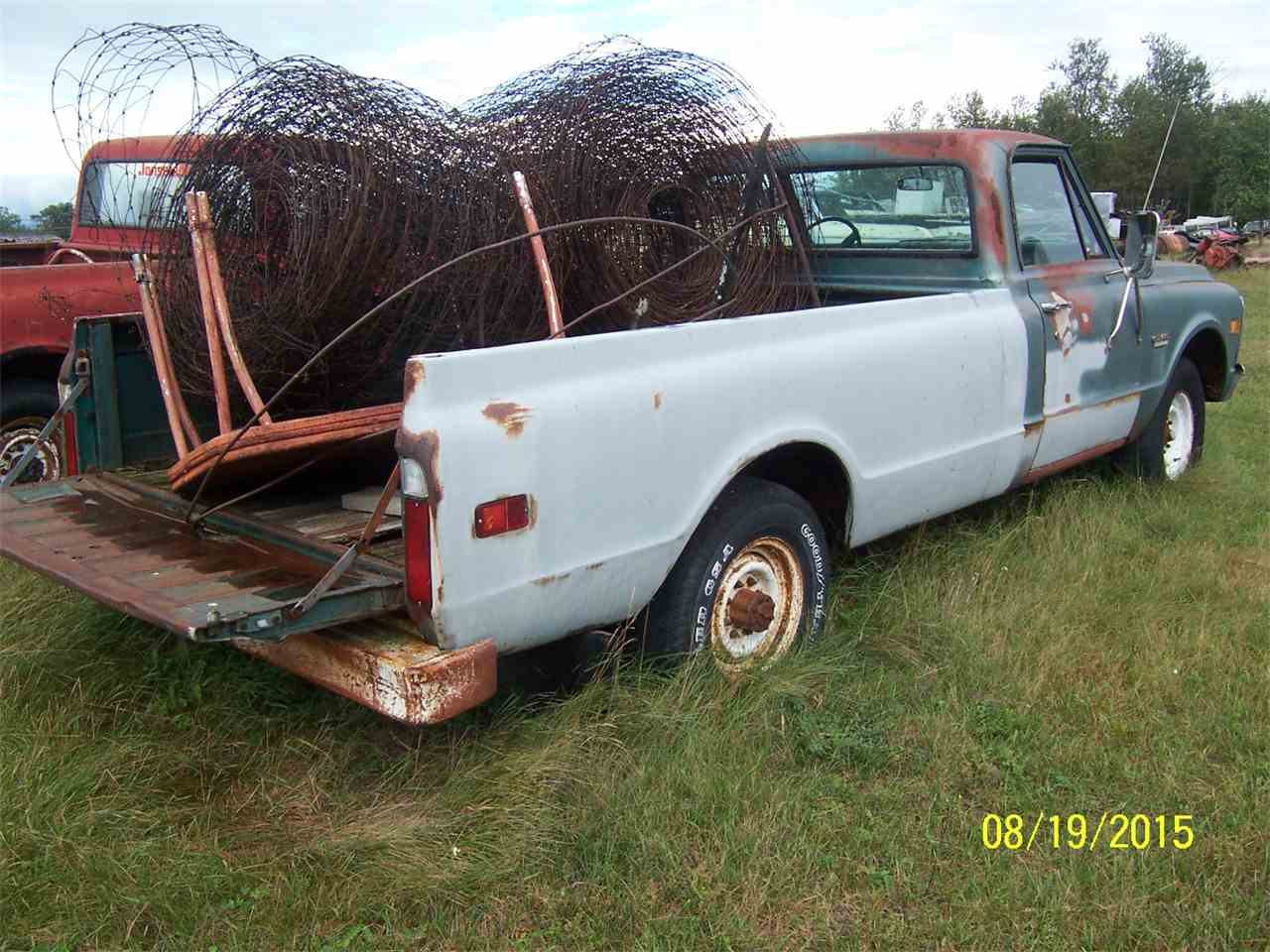 Large Picture of '70 3/4 ton Longhorn Pickup - JI2V