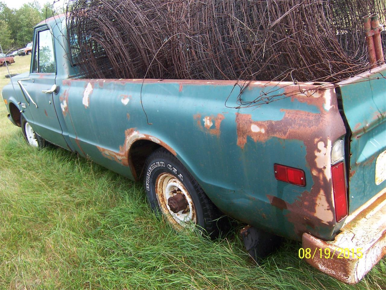 Large Picture of '70 3/4 ton Longhorn Pickup - JI2V