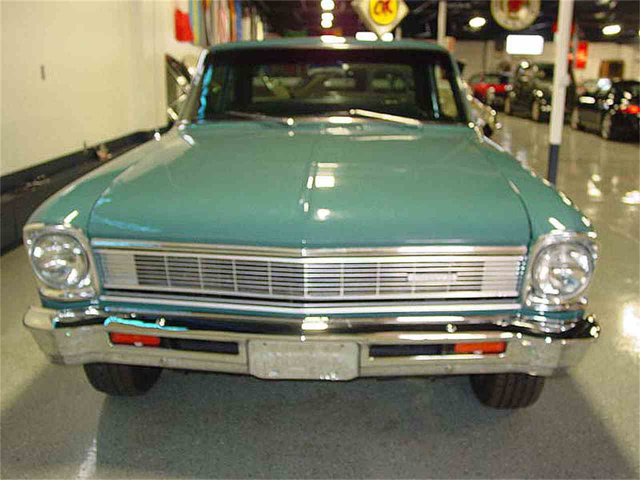 Large Picture of '66 Chevy II - JI4N