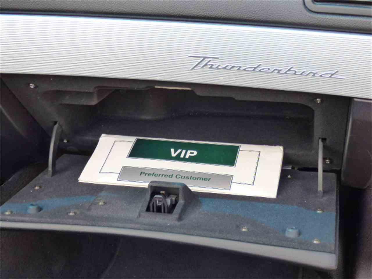 Large Picture of '04 Thunderbird - JI4S