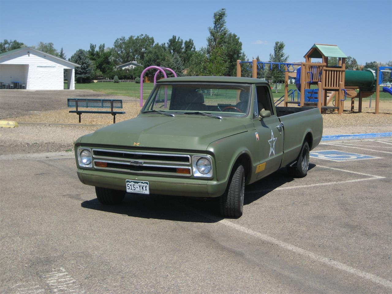 Large Picture of '67 C/K 10 - JI4T