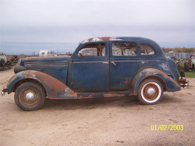 Picture of '36 Plymouth 4-Dr Sedan located in Parkers Prairie Minnesota - JI5A