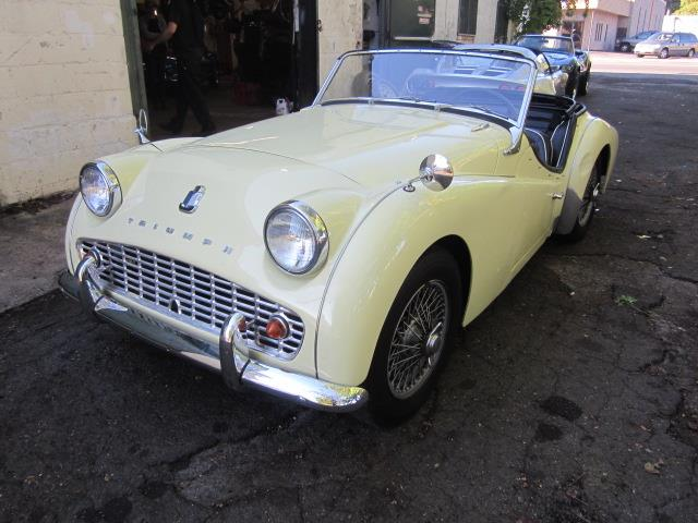 Picture of '60 Triumph TR3A - $23,000.00 Offered by  - JI5D