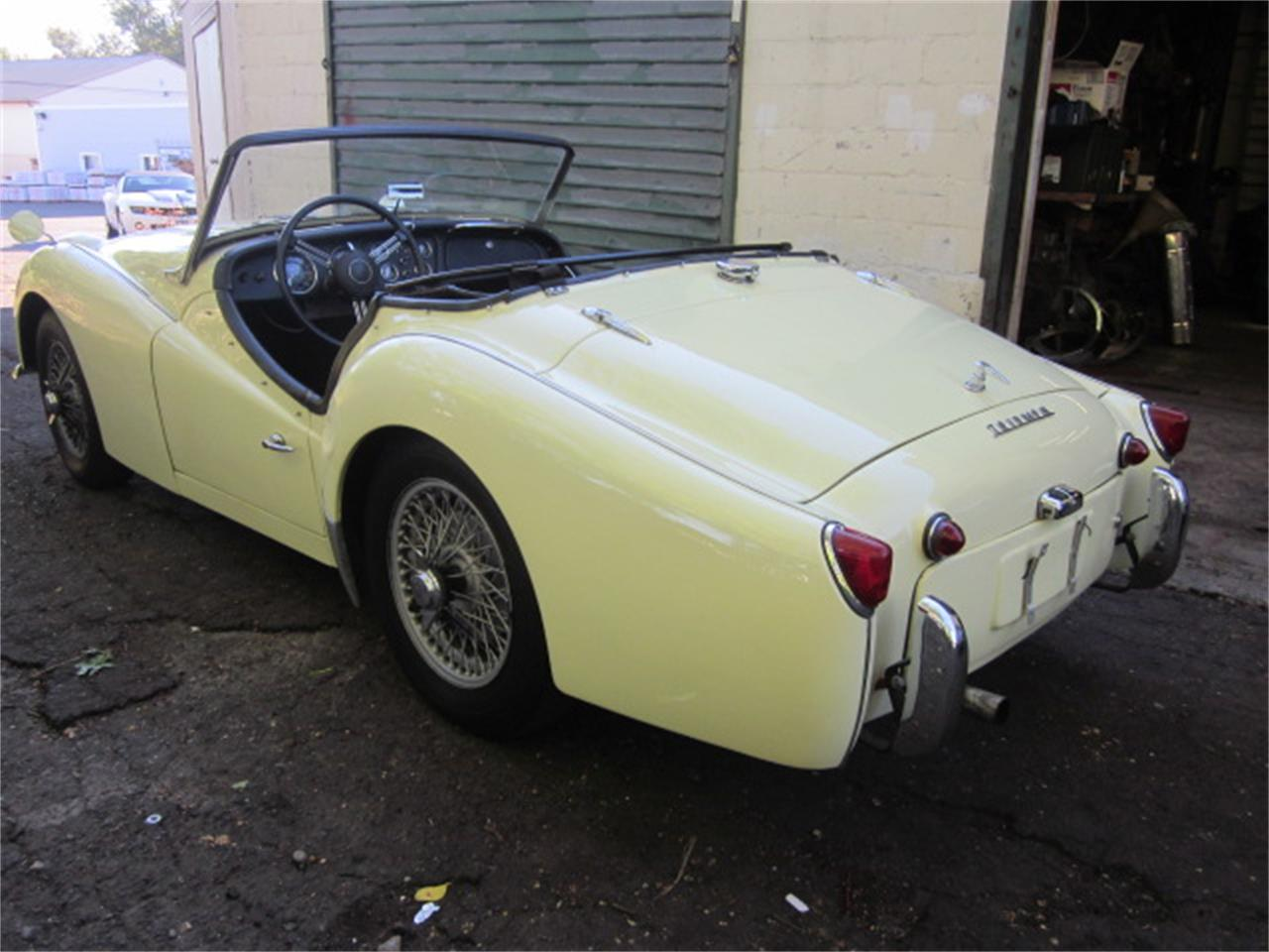 Large Picture of '60 TR3A - JI5D