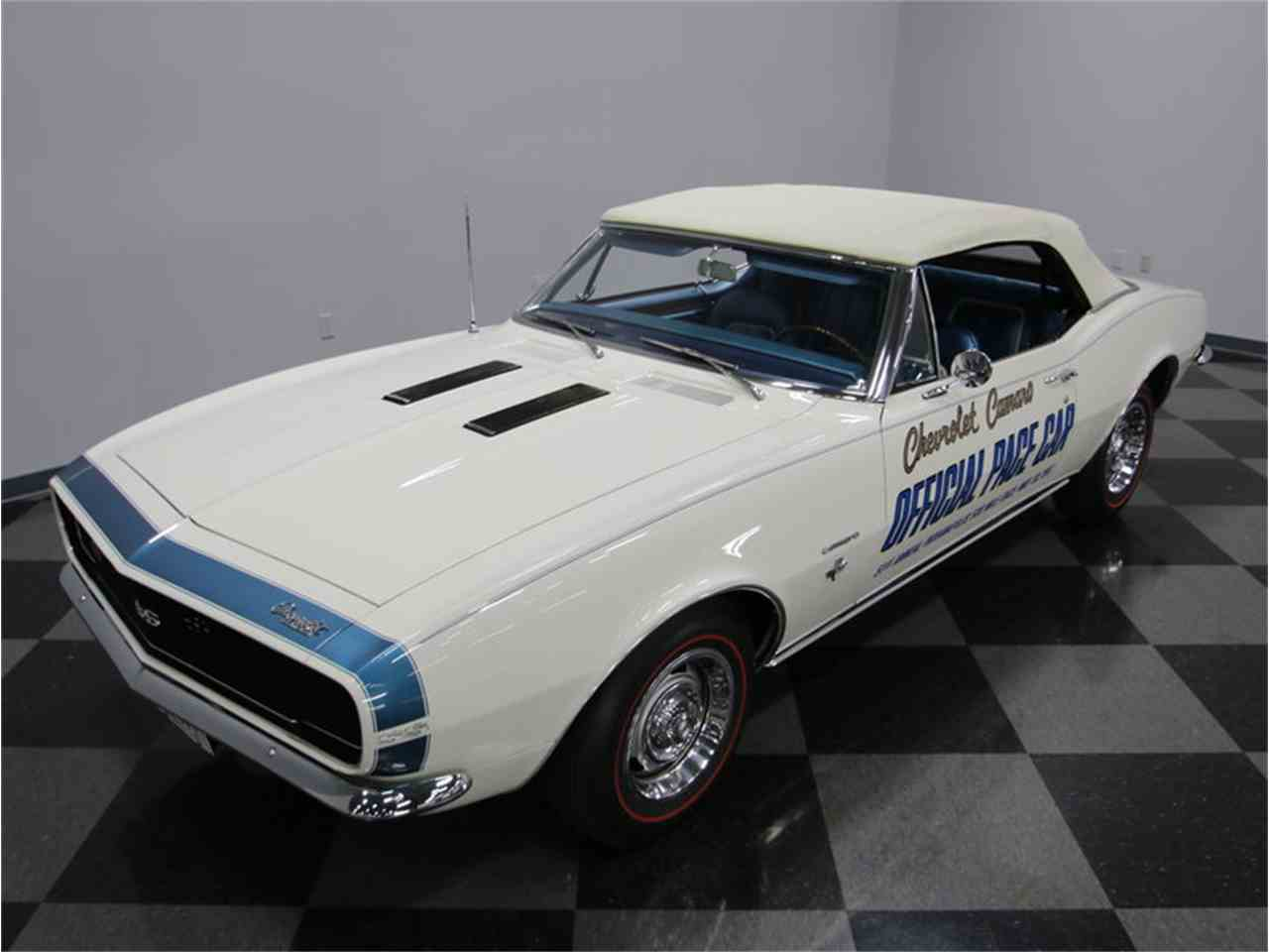 Large Picture of 1967 Camaro Indianapolis 500 Pace Car - $99,995.00 Offered by Streetside Classics - Nashville - JI5M