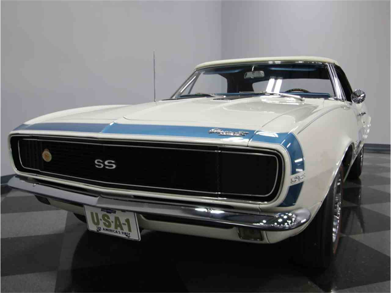 Large Picture of 1967 Chevrolet Camaro Indianapolis 500 Pace Car - JI5M