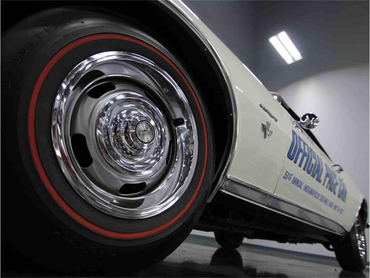 Large Picture of 1967 Camaro Indianapolis 500 Pace Car located in Tennessee Offered by Streetside Classics - Nashville - JI5M