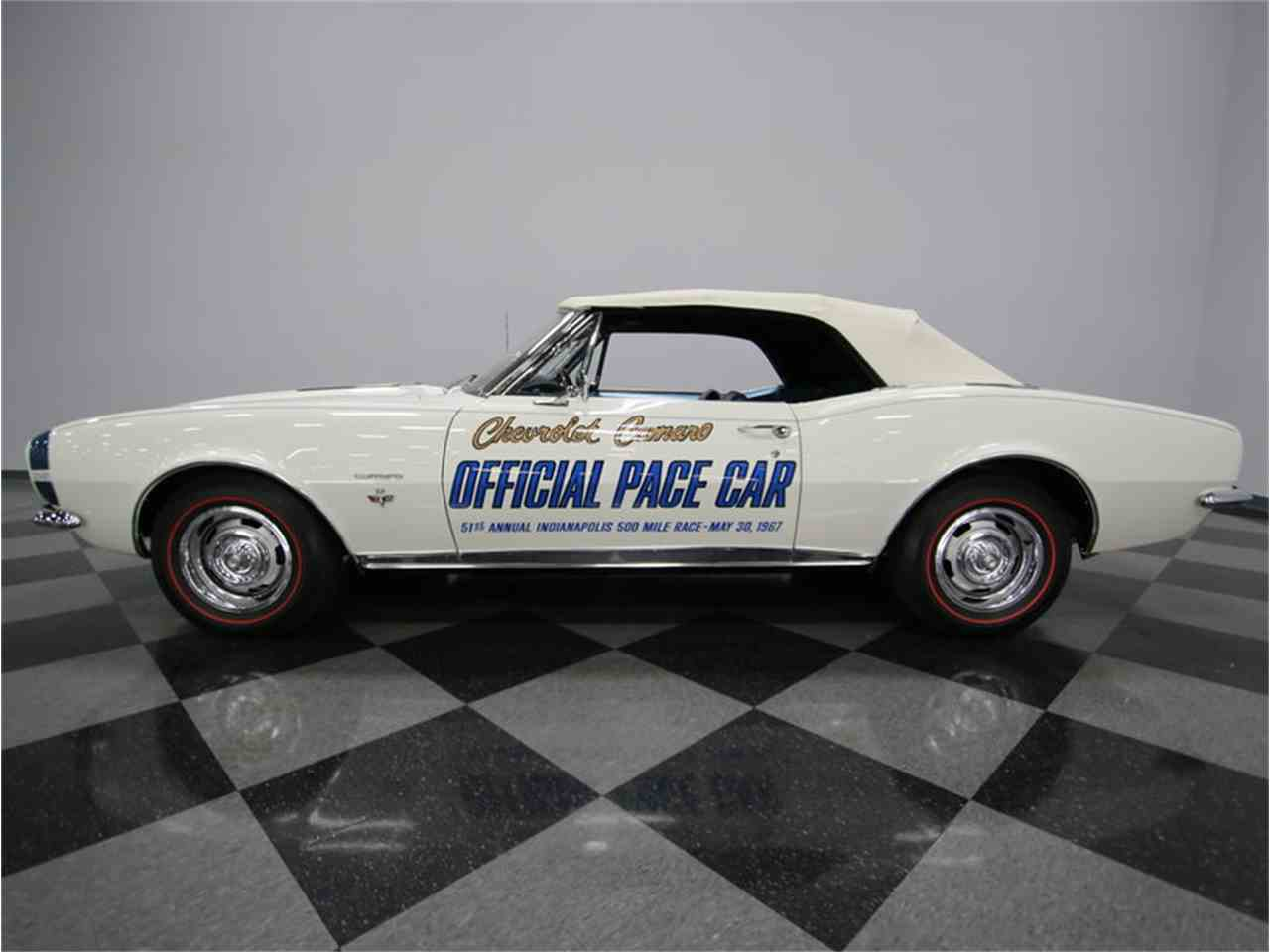 Large Picture of 1967 Chevrolet Camaro Indianapolis 500 Pace Car Offered by Streetside Classics - Nashville - JI5M