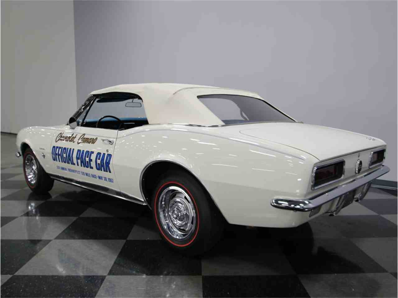 Large Picture of 1967 Camaro Indianapolis 500 Pace Car located in Tennessee - $99,995.00 Offered by Streetside Classics - Nashville - JI5M