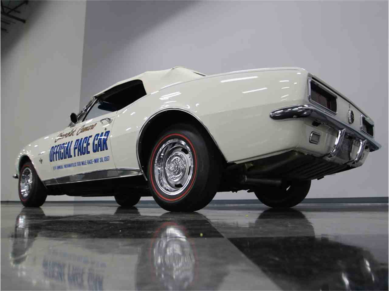 Large Picture of Classic '67 Chevrolet Camaro Indianapolis 500 Pace Car located in Lavergne Tennessee - $99,995.00 Offered by Streetside Classics - Nashville - JI5M