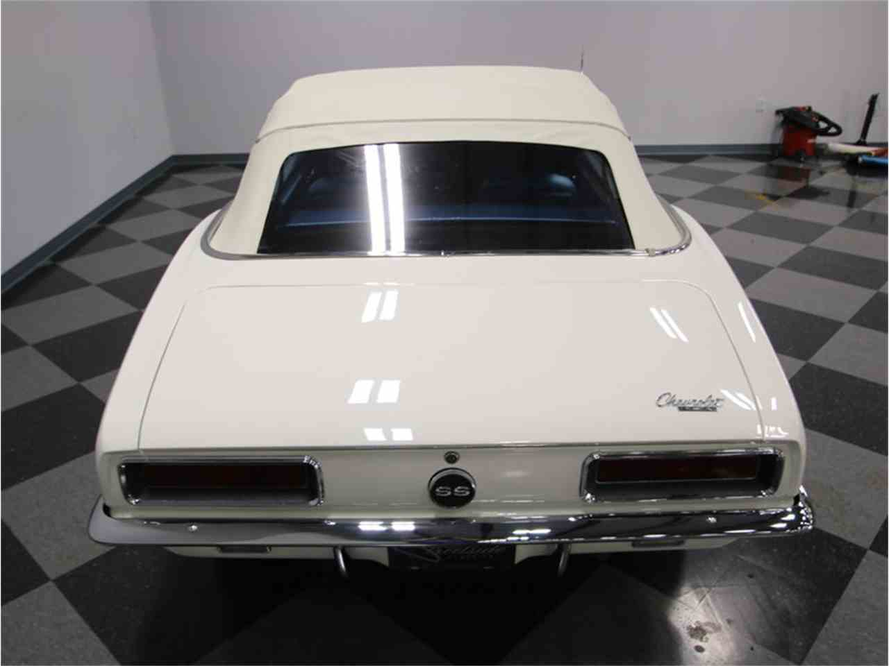 Large Picture of '67 Camaro Indianapolis 500 Pace Car located in Lavergne Tennessee Offered by Streetside Classics - Nashville - JI5M