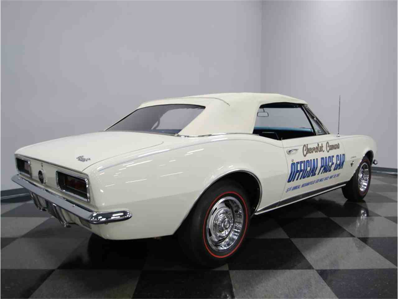 Large Picture of 1967 Camaro Indianapolis 500 Pace Car located in Lavergne Tennessee Offered by Streetside Classics - Nashville - JI5M