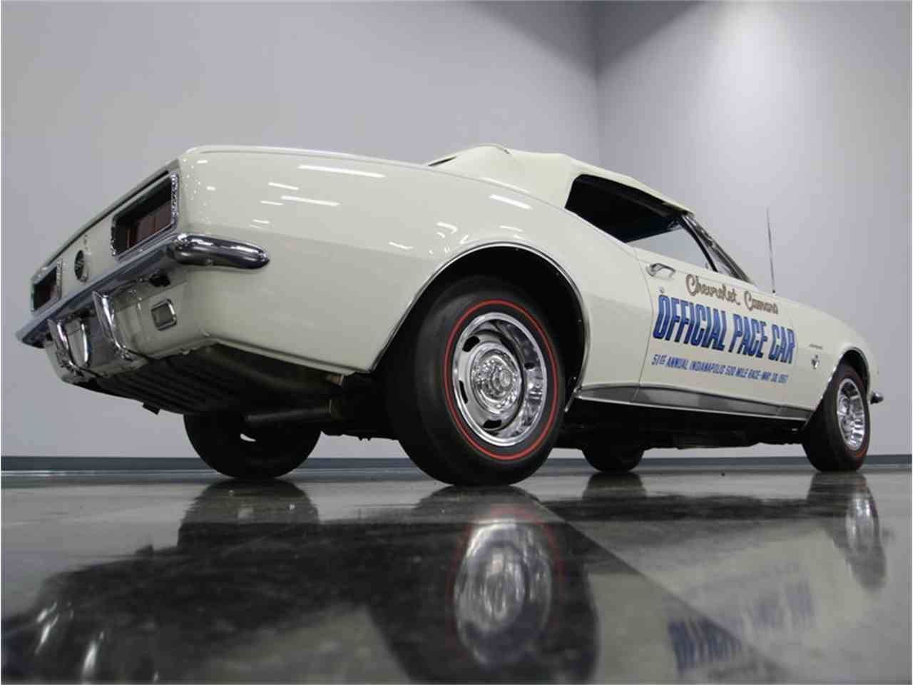 Large Picture of Classic 1967 Camaro Indianapolis 500 Pace Car located in Tennessee - $99,995.00 - JI5M