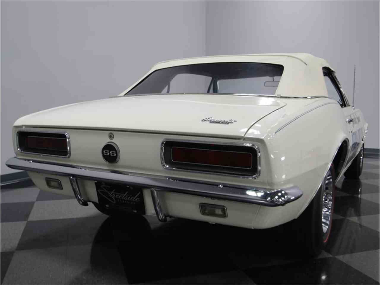 Large Picture of Classic '67 Chevrolet Camaro Indianapolis 500 Pace Car - $99,995.00 - JI5M