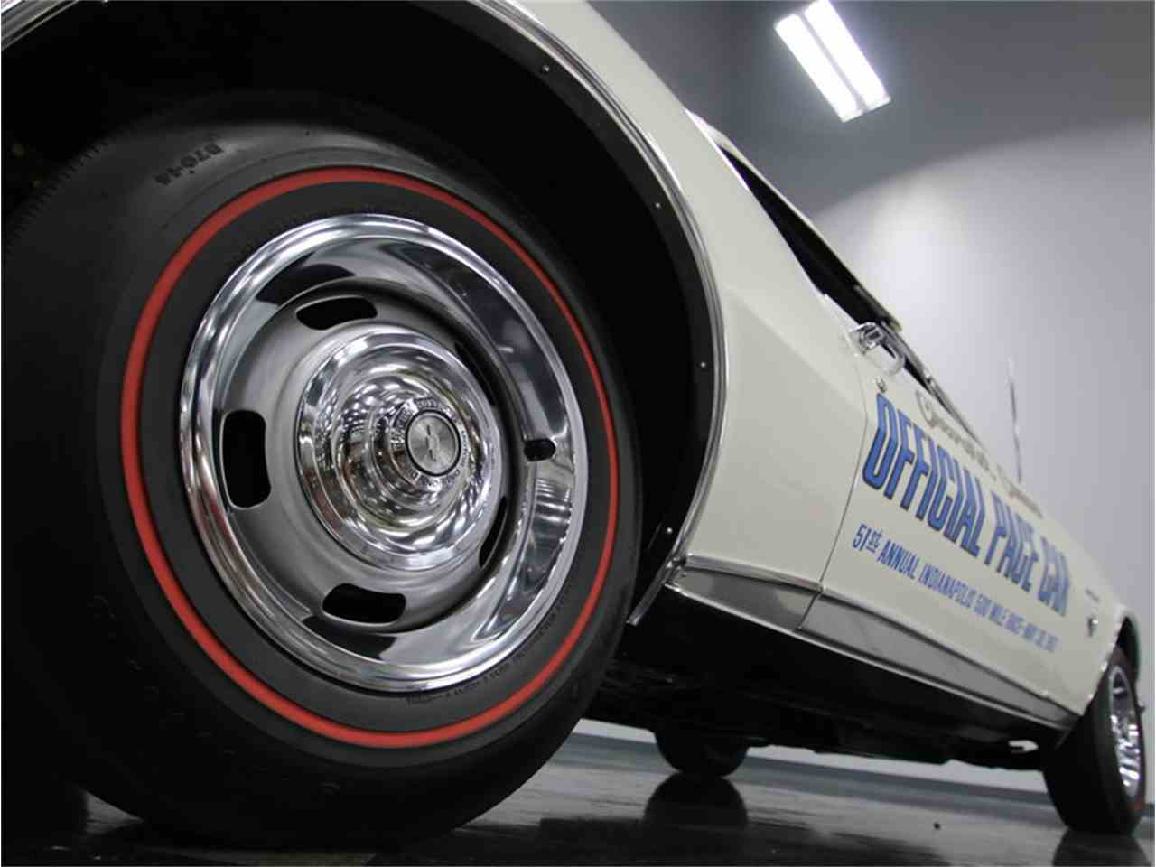 Large Picture of '67 Chevrolet Camaro Indianapolis 500 Pace Car located in Lavergne Tennessee Offered by Streetside Classics - Nashville - JI5M