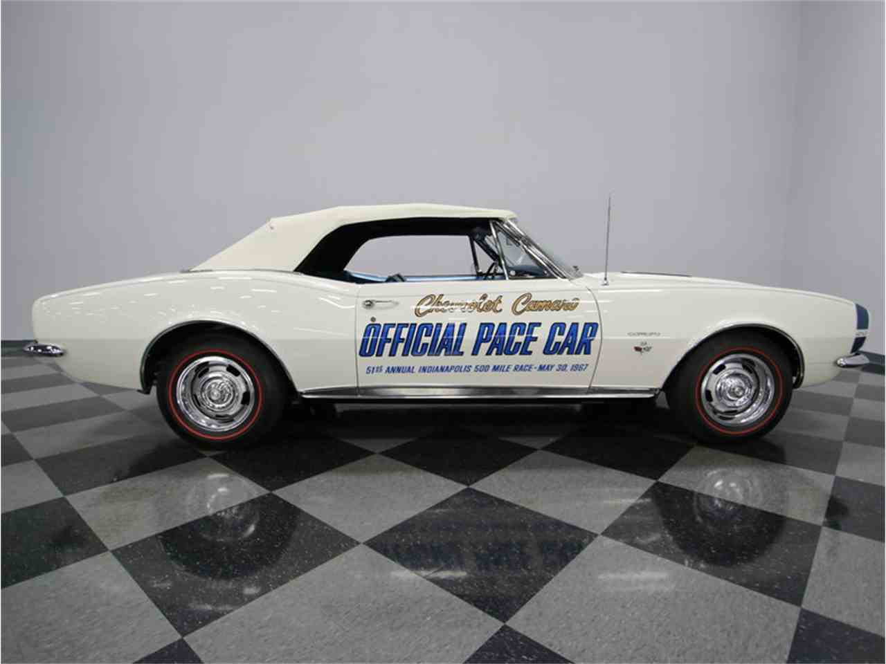 Large Picture of '67 Camaro Indianapolis 500 Pace Car located in Tennessee - $99,995.00 Offered by Streetside Classics - Nashville - JI5M