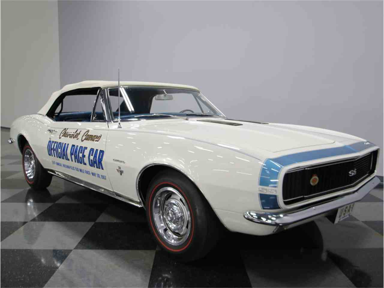 Large Picture of Classic '67 Chevrolet Camaro Indianapolis 500 Pace Car located in Tennessee - $99,995.00 - JI5M