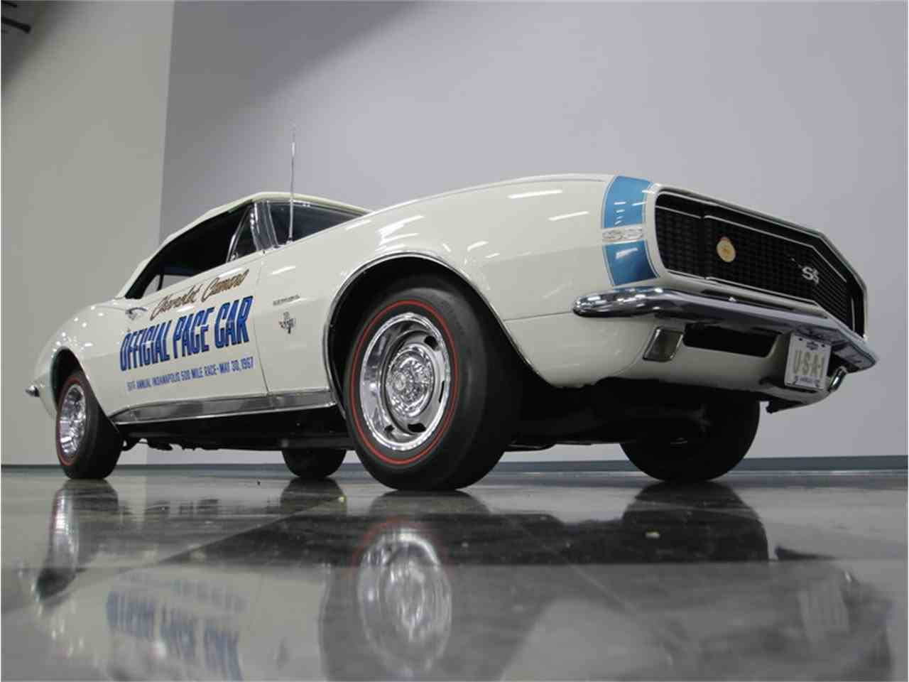 Large Picture of 1967 Chevrolet Camaro Indianapolis 500 Pace Car located in Lavergne Tennessee - $99,995.00 - JI5M