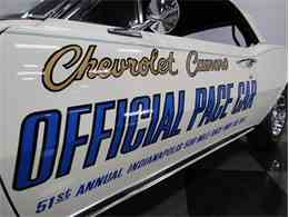 Picture of Classic 1967 Camaro Indianapolis 500 Pace Car Offered by Streetside Classics - Nashville - JI5M