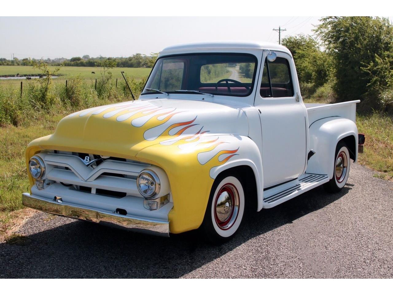 1955 Ford F100 For Sale Cc 911005 Pickup Truck Kits Large Picture Of 55 Jixp