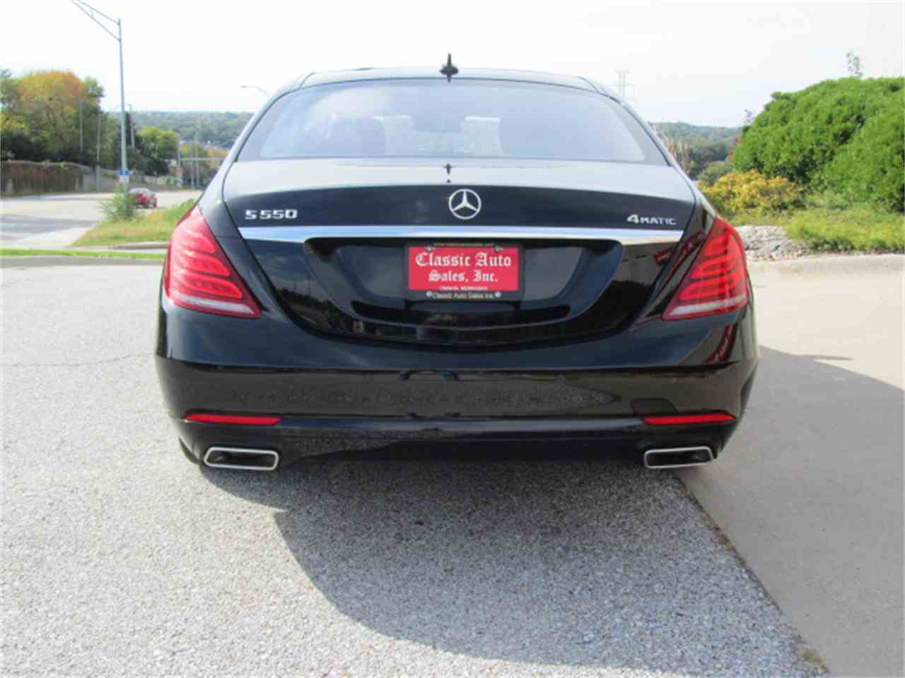 Large Picture of '14 S550 4Matic - JIYO