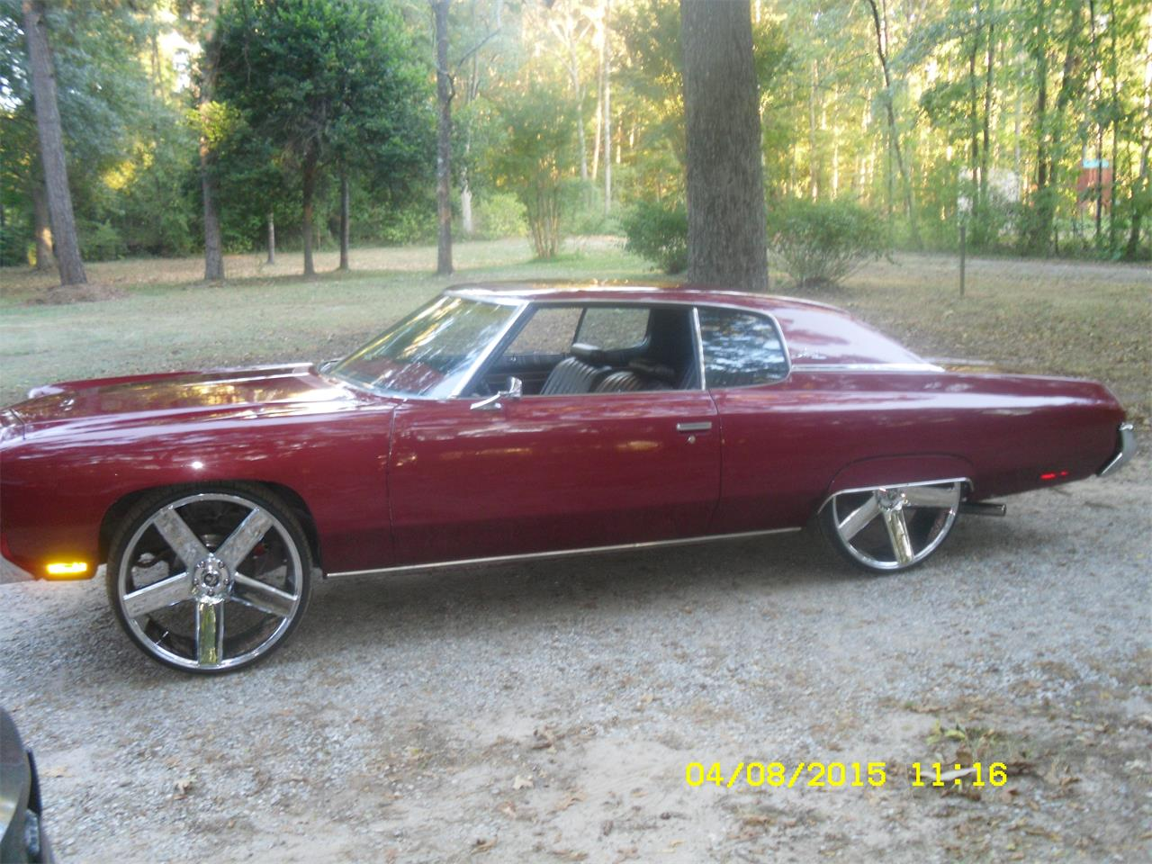 1973 chevrolet impala for sale cc 911059. Black Bedroom Furniture Sets. Home Design Ideas
