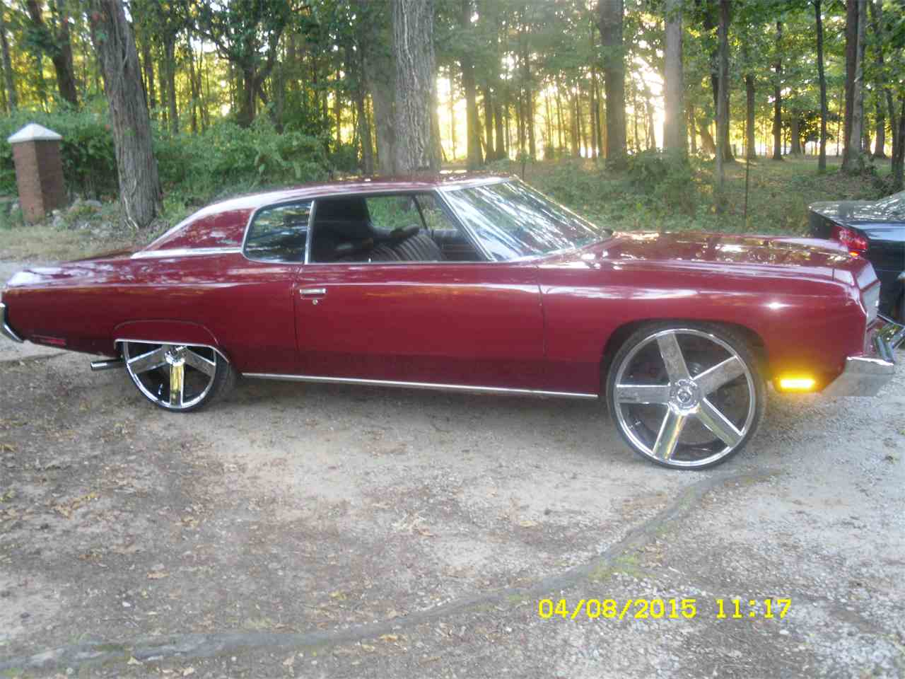 Large Picture of Classic 1973 Chevrolet Impala Offered by a Private Seller - JIZ7