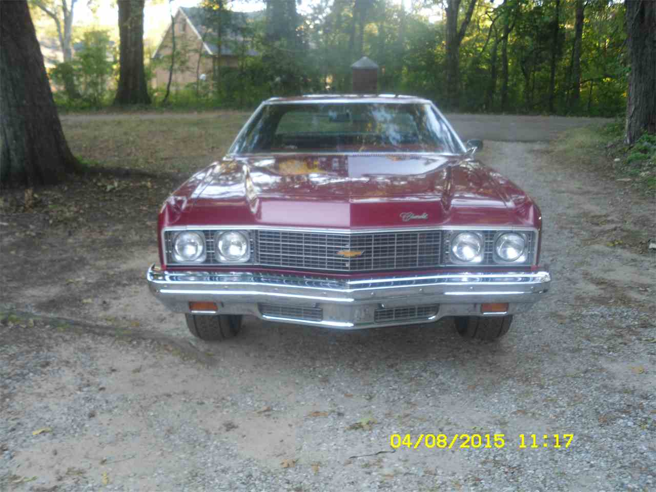 Large Picture of Classic 1973 Impala located in Georgia - $14,500.00 Offered by a Private Seller - JIZ7