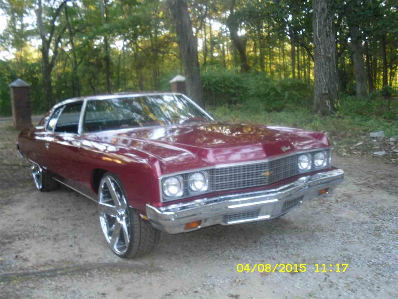 Large Picture of Classic 1973 Chevrolet Impala located in Macon Georgia - $14,500.00 - JIZ7