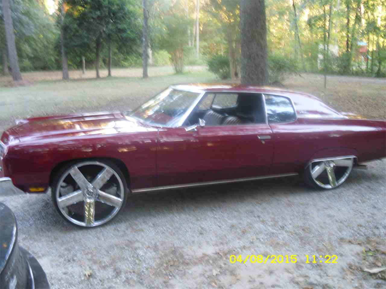 Large Picture of Classic 1973 Impala located in Macon Georgia Offered by a Private Seller - JIZ7