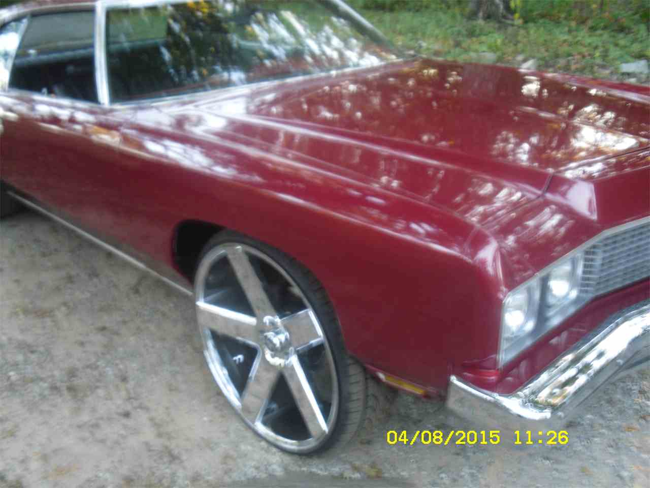 Large Picture of Classic 1973 Chevrolet Impala located in Georgia - $14,500.00 Offered by a Private Seller - JIZ7