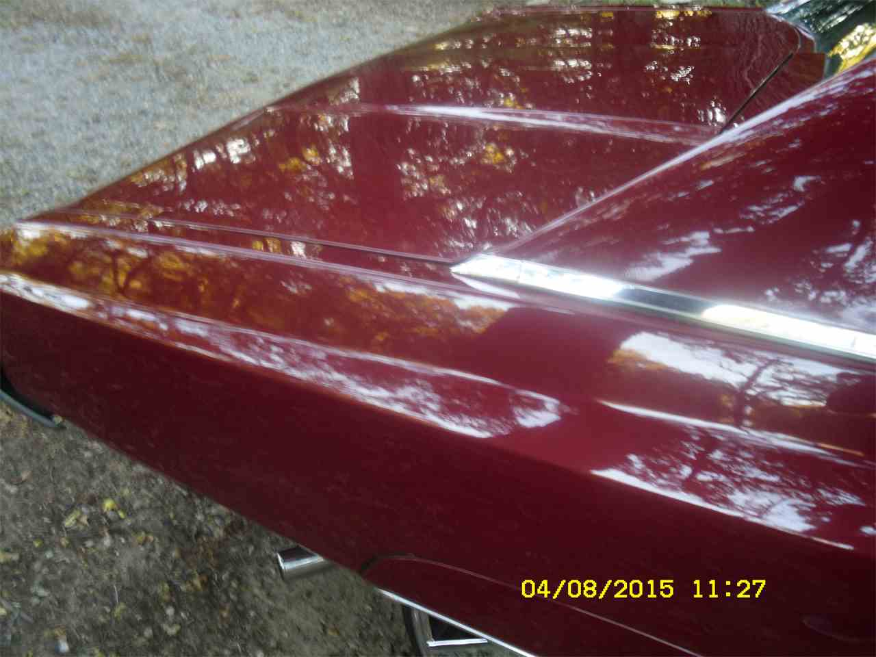 Large Picture of '73 Impala located in Macon Georgia Offered by a Private Seller - JIZ7