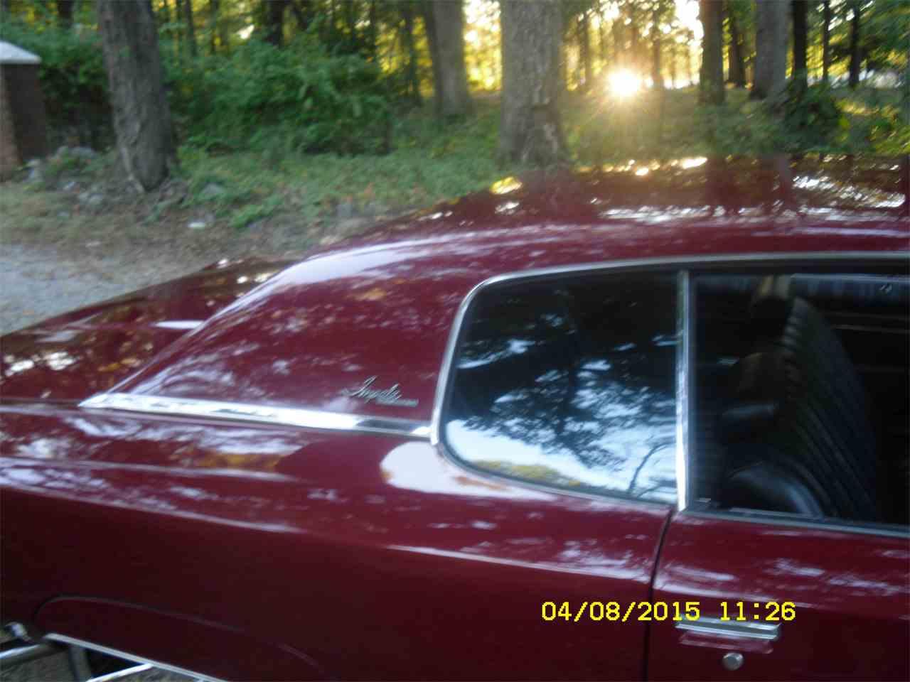 Large Picture of 1973 Chevrolet Impala located in Macon Georgia - JIZ7